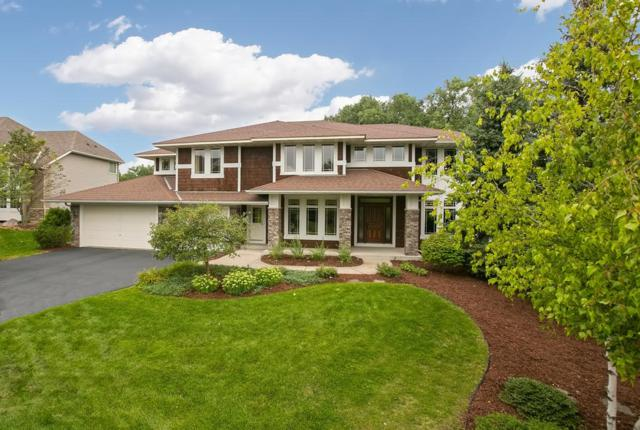 9860 Trails End Road, Chanhassen, MN 55317 (#4993698) :: The Preferred Home Team