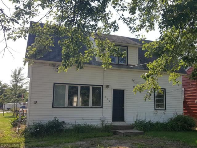 141 Broadway Ave Avenue S, Foley, MN 56329 (#4994958) :: The Snyder Team