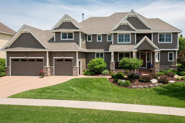 10934 Misty Lane, Woodbury, MN 55129 (#5001160) :: The Hergenrother Group North Suburban