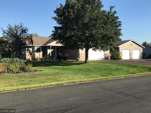 8784 Parell Avenue NE, Otsego, MN 55330 (#5005752) :: House Hunters Minnesota- Keller Williams Classic Realty NW