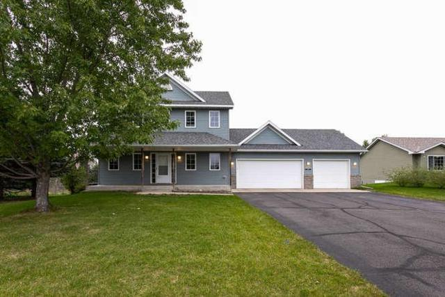 8030 Hunter Lake Drive, Clear Lake, MN 55319 (#5005764) :: Hergenrother Group
