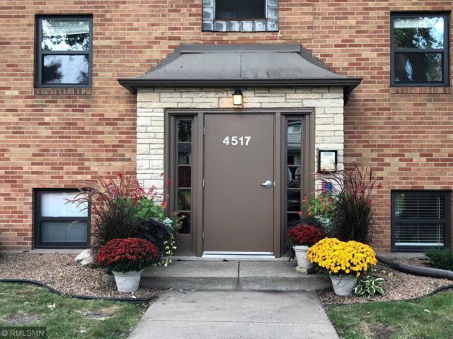 4517 Grand Avenue S #6, Minneapolis, MN 55419 (#5006483) :: House Hunters Minnesota- Keller Williams Classic Realty NW