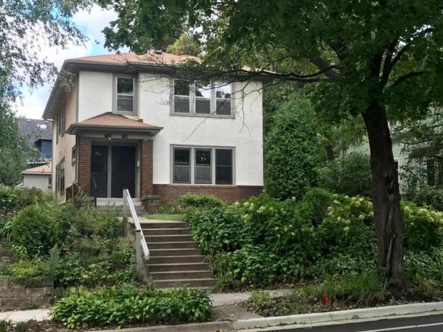 1829-1831 SE Franklin SE, Minneapolis, MN 55414 (#5006826) :: House Hunters Minnesota- Keller Williams Classic Realty NW