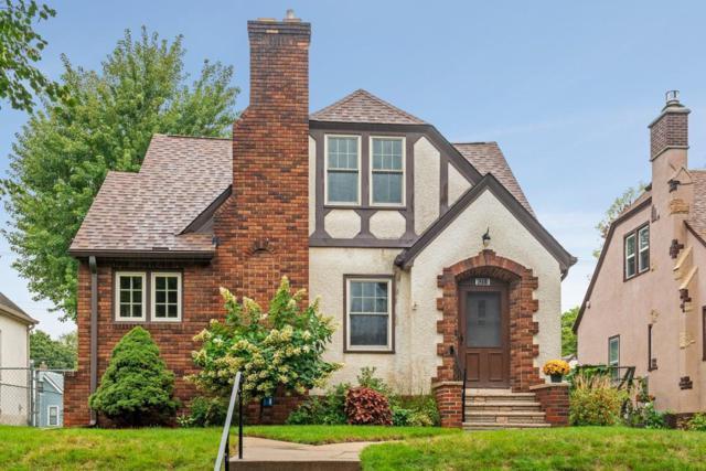 4251 Russell Avenue N, Minneapolis, MN 55412 (#5006993) :: House Hunters Minnesota- Keller Williams Classic Realty NW