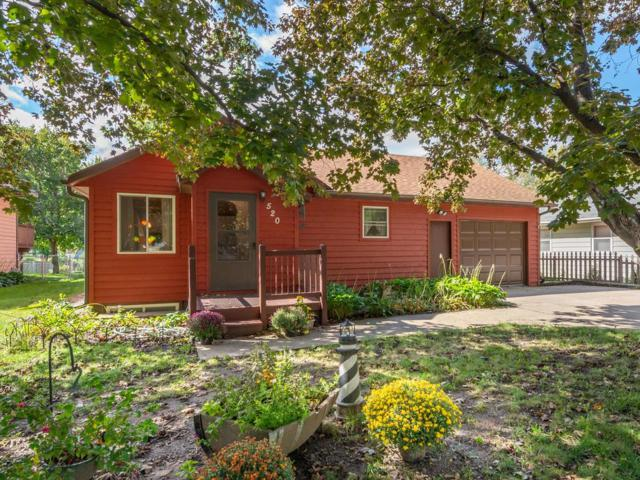 520 Barrett Street S, Winsted, MN 55395 (#5007147) :: House Hunters Minnesota- Keller Williams Classic Realty NW