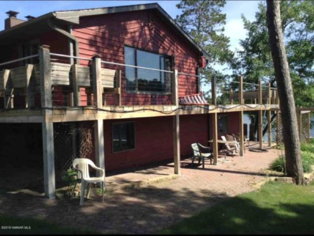 332 E River Drive, Park Rapids, MN 56470 (#5007530) :: Hergenrother Group
