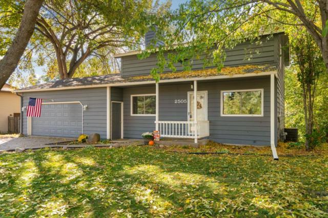 2505 Rosewood Lane N, Plymouth, MN 55441 (#5013490) :: Hergenrother Group