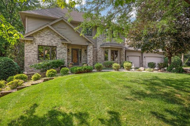 17697 Lake Oak Circle, Lakeville, MN 55044 (#5015261) :: The Hergenrother Group North Suburban