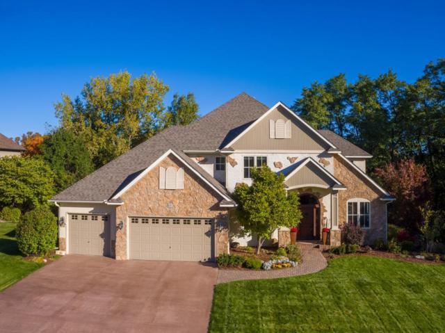 685 Weston Ridge Parkway, Chaska, MN 55318 (#5015403) :: The Janetkhan Group