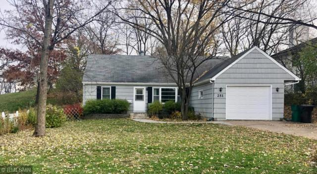 251 21st Avenue N, Hopkins, MN 55343 (#5017089) :: Hergenrother Group