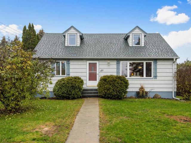 121 2nd Street NE, Saint Michael, MN 55376 (#5020450) :: House Hunters Minnesota- Keller Williams Classic Realty NW