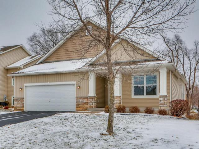 681 Lake Ridge Drive, Woodbury, MN 55129 (#5022490) :: The Snyder Team