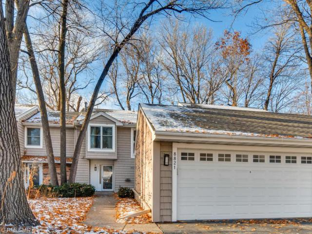 8821 Basswood Road, Eden Prairie, MN 55344 (#5022652) :: House Hunters Minnesota- Keller Williams Classic Realty NW