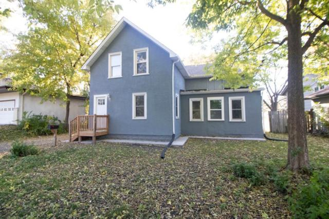 3536 Silver Lake Road NE, Saint Anthony, MN 55418 (MLS #5024392) :: The Hergenrother Realty Group