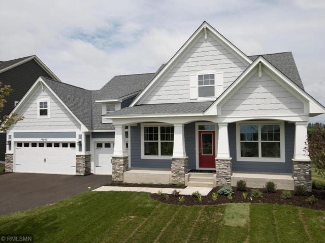 14980 47th Street NE, Saint Michael, MN 55376 (#5025532) :: House Hunters Minnesota- Keller Williams Classic Realty NW