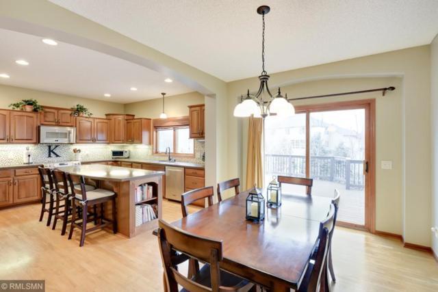 13973 47th Place NE, Saint Michael, MN 55376 (#5026785) :: House Hunters Minnesota- Keller Williams Classic Realty NW