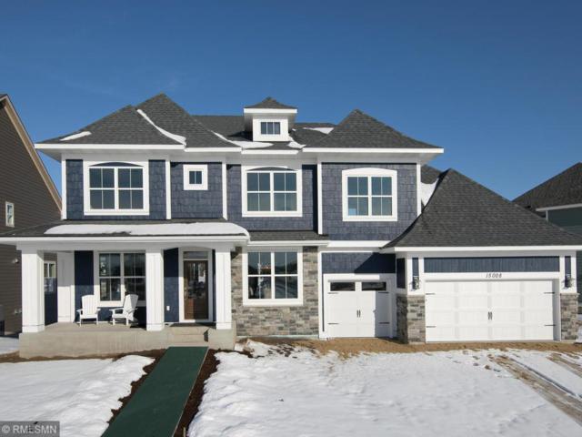 15008 47th Street NE, Saint Michael, MN 55376 (#5027633) :: House Hunters Minnesota- Keller Williams Classic Realty NW