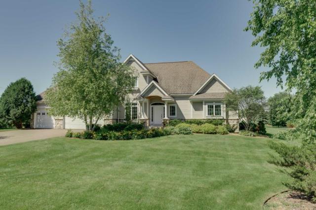 4997 Page Avenue NE, Saint Michael, MN 55376 (#5028435) :: House Hunters Minnesota- Keller Williams Classic Realty NW