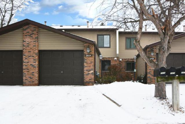 2424 Mendelssohn Lane #7, Golden Valley, MN 55427 (#5135009) :: The MN Team
