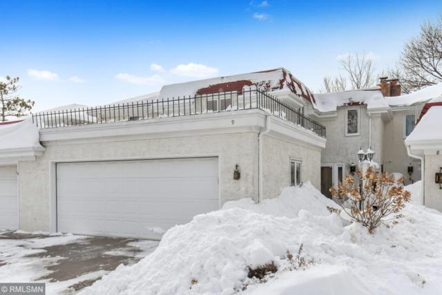 1805 Eagle Ridge Drive #9, Mendota Heights, MN 55118 (#5135783) :: MN Realty Services