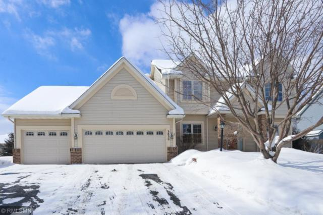 3830 Jamestown Curve, Woodbury, MN 55129 (#5136312) :: The Odd Couple Team