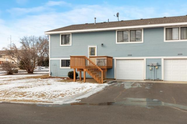 1525 127th Lane NE, Blaine, MN 55449 (#5136445) :: The MN Team