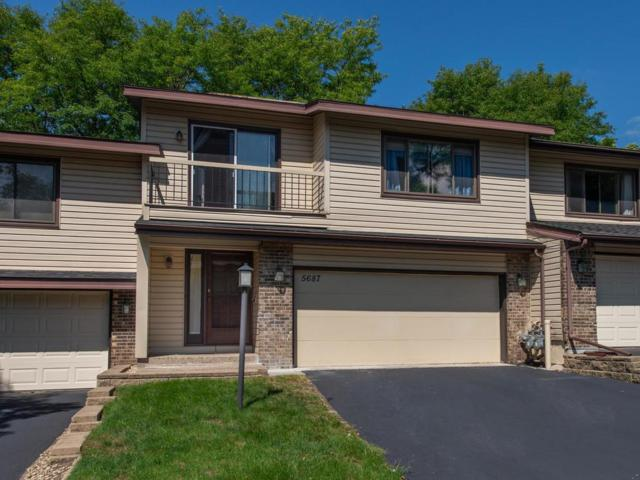 5687 Hyland Courts Drive, Bloomington, MN 55437 (#5137698) :: The MN Team