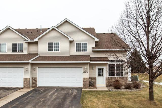 17413 Glacier Way, Lakeville, MN 55044 (#5138740) :: The MN Team