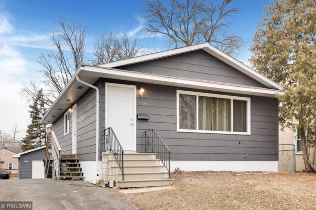 1729 Nebraska Avenue E, Saint Paul, MN 55106 (#5140202) :: The Sarenpa Team