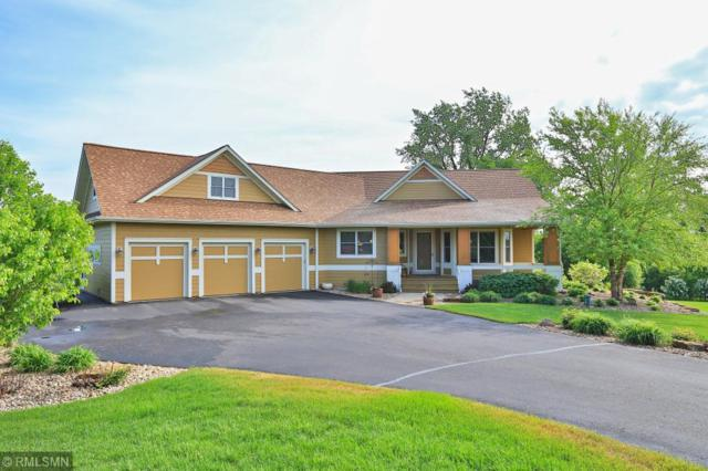 838 Riley Lane, Hudson Twp, WI 54016 (MLS #5140614) :: The Hergenrother Realty Group