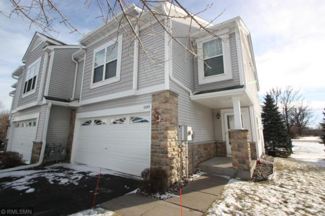 6843 Christian Curve, Woodbury, MN 55125 (MLS #5140643) :: The Hergenrother Realty Group