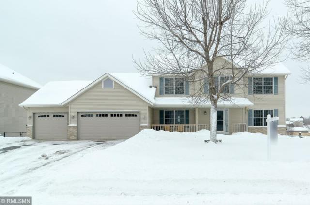 3100 Kagen Avenue NE, Saint Michael, MN 55376 (#5141243) :: House Hunters Minnesota- Keller Williams Classic Realty NW