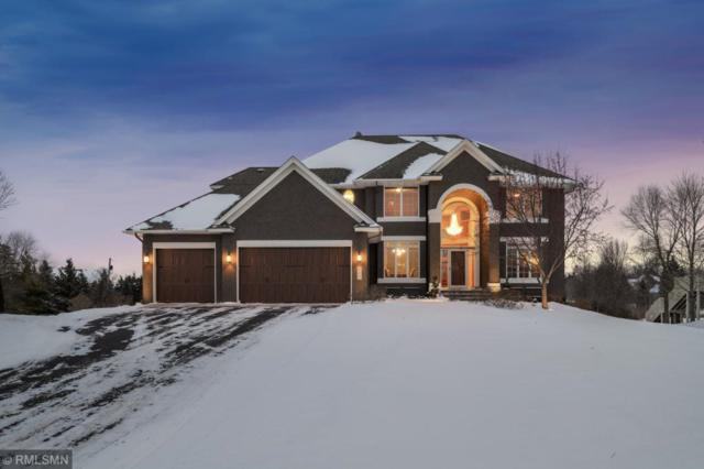 135 Cassia Court, Medina, MN 55340 (#5142633) :: House Hunters Minnesota- Keller Williams Classic Realty NW