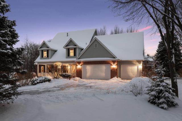 853 Great Oaks Trail, Eagan, MN 55123 (#5143188) :: Twin Cities Listed