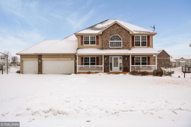 6731 Marlowe Avenue NE, Otsego, MN 55330 (#5144665) :: House Hunters Minnesota- Keller Williams Classic Realty NW