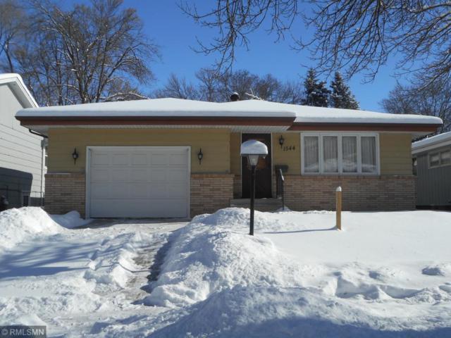 1544 Winchell Street, Saint Paul, MN 55106 (#5147852) :: Centric Homes Team