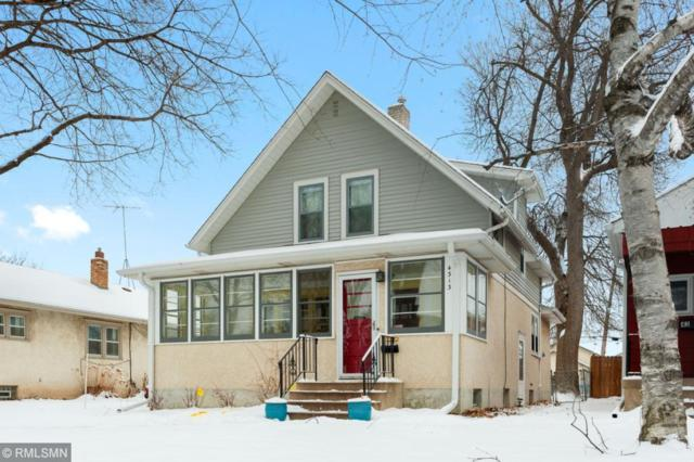4313 33rd Avenue S, Minneapolis, MN 55406 (#5148518) :: House Hunters Minnesota- Keller Williams Classic Realty NW