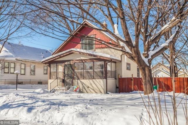 3828 17th Avenue S, Minneapolis, MN 55407 (#5148524) :: House Hunters Minnesota- Keller Williams Classic Realty NW