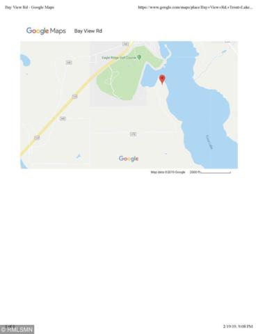 xxx Bay View Road, Trout Lake Twp, MN 55709 (#5149679) :: Centric Homes Team