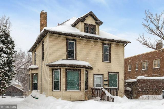2418 Fillmore Street NE, Minneapolis, MN 55418 (#5150792) :: The Odd Couple Team