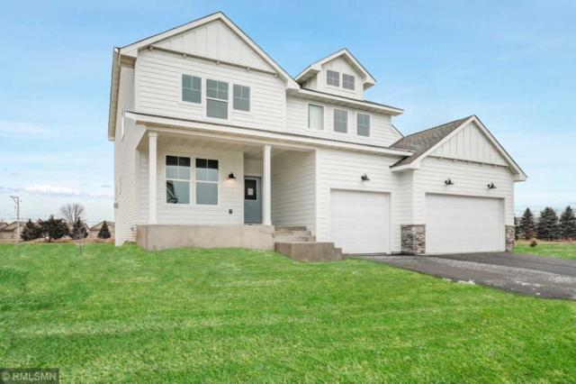 5611 130th Way N, Hugo, MN 55038 (#5195257) :: The Sarenpa Team