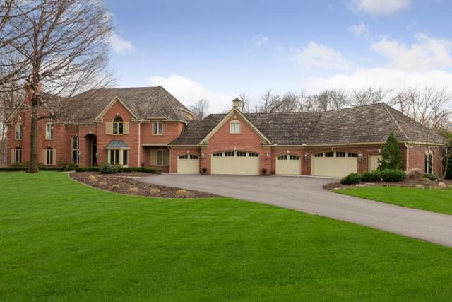 160 Spur Circle, Medina, MN 55391 (#5196126) :: House Hunters Minnesota- Keller Williams Classic Realty NW