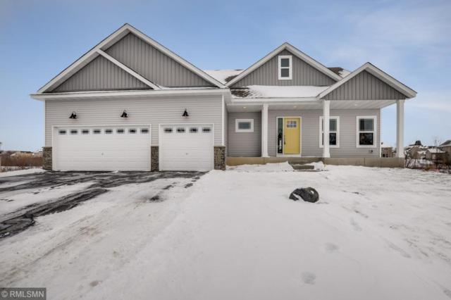 1xxx Jordan Avenue NE, Hanover, MN 55341 (#5196524) :: House Hunters Minnesota- Keller Williams Classic Realty NW