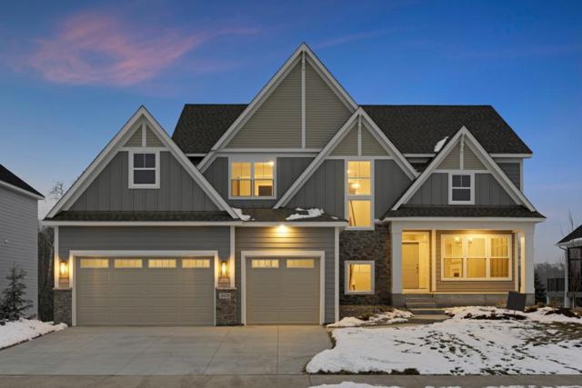 2257 Lakeshore Point Drive NE, Saint Michael, MN 55376 (#5198874) :: House Hunters Minnesota- Keller Williams Classic Realty NW