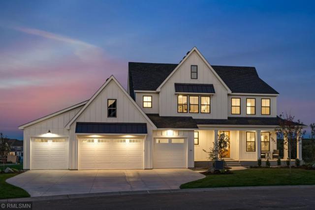 2252 Lakeshore Point Drive NE, Saint Michael, MN 55376 (#5199278) :: House Hunters Minnesota- Keller Williams Classic Realty NW
