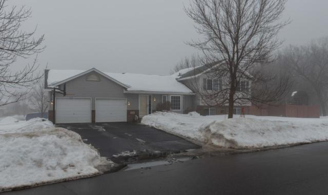 4626 Kaelin Avenue NE, Saint Michael, MN 55376 (#5199629) :: House Hunters Minnesota- Keller Williams Classic Realty NW