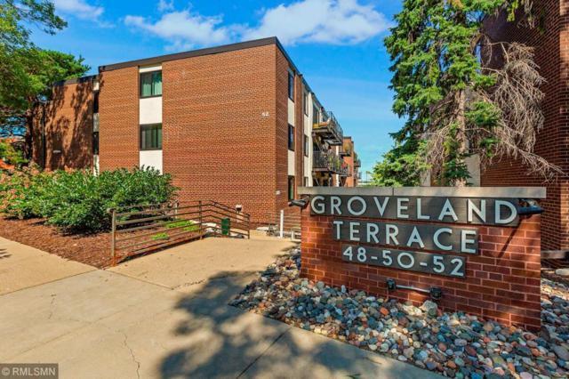 50 Groveland Terrace C107, Minneapolis, MN 55403 (#5200083) :: House Hunters Minnesota- Keller Williams Classic Realty NW