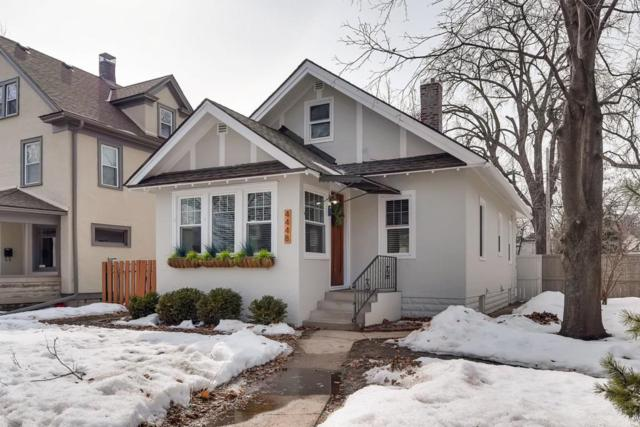 4448 1st Avenue S, Minneapolis, MN 55419 (MLS #5200566) :: The Hergenrother Realty Group