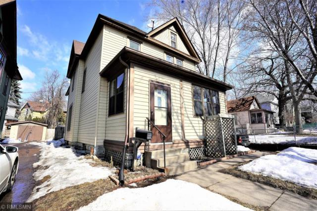 869 Hudson Road, Saint Paul, MN 55106 (MLS #5201742) :: The Hergenrother Realty Group
