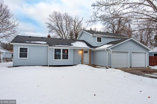2922 Simpson Street, Roseville, MN 55113 (MLS #5201827) :: The Hergenrother Realty Group